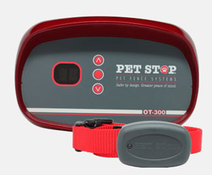 electric pet fence installation